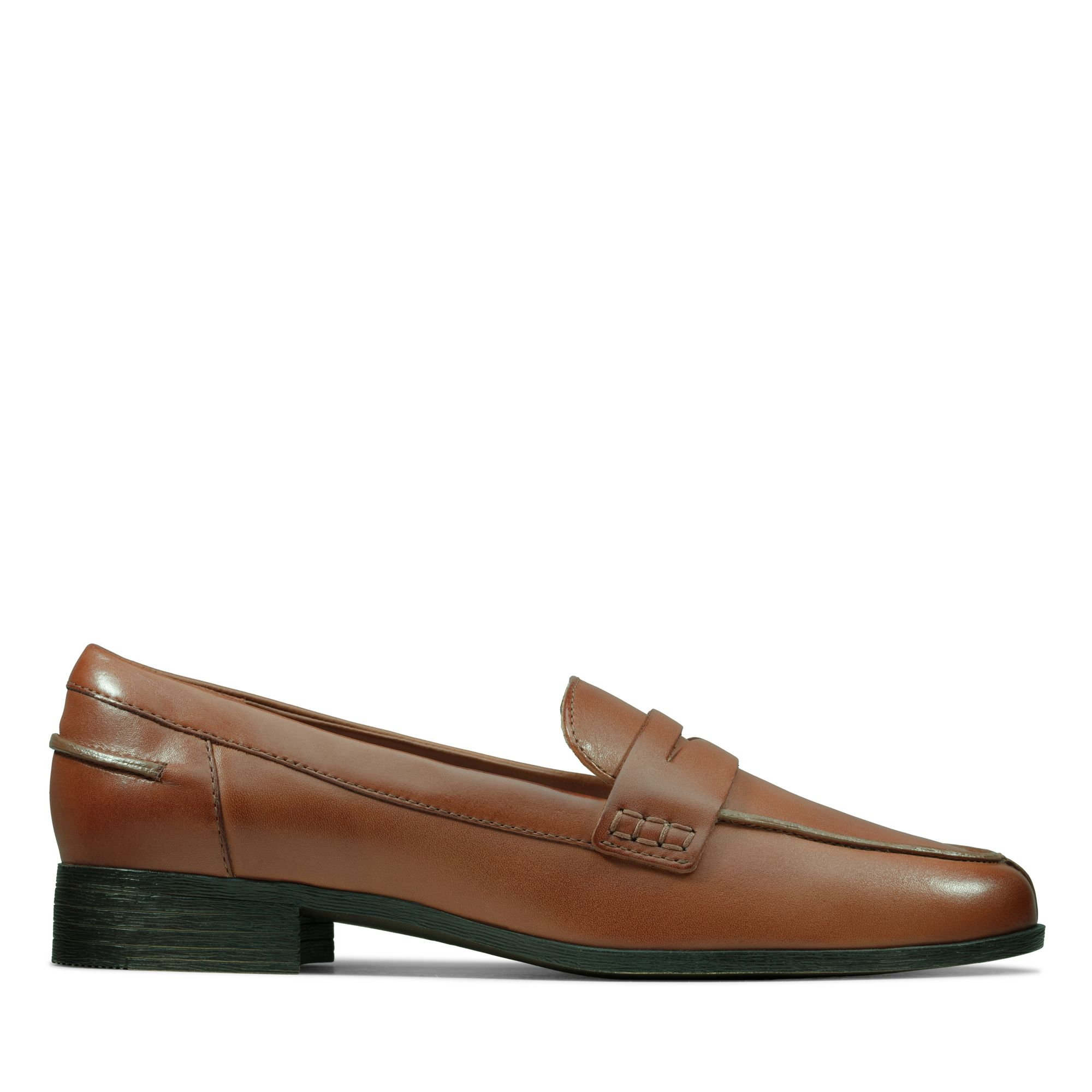Clarks Hamble Loafer – Leather