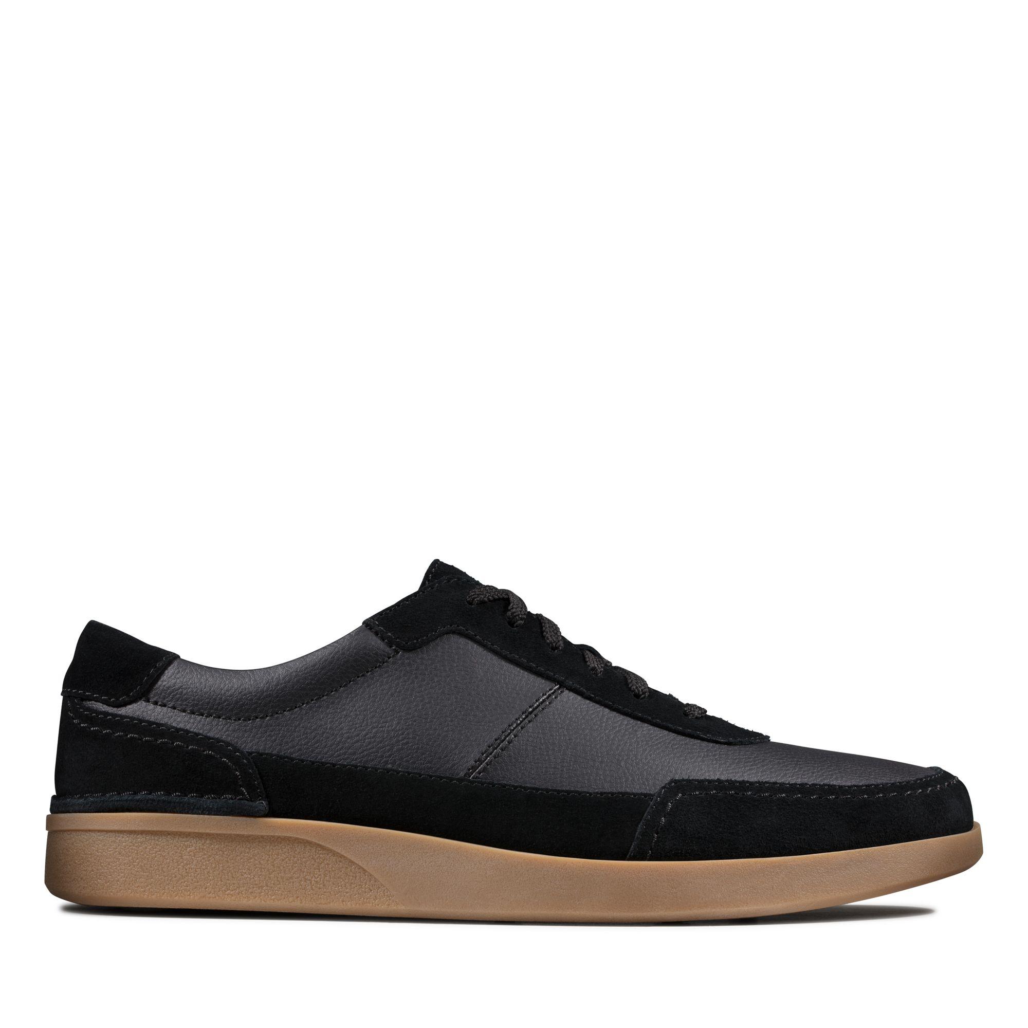 Clarks Oakland Run – Leather
