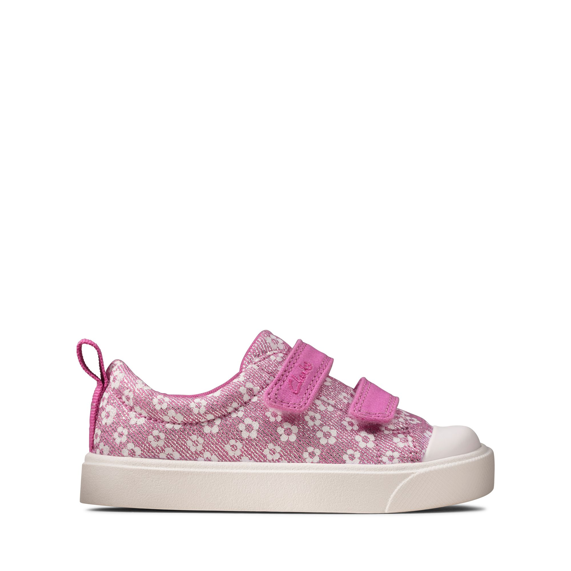 Clarks City Bright Toddler – Textile