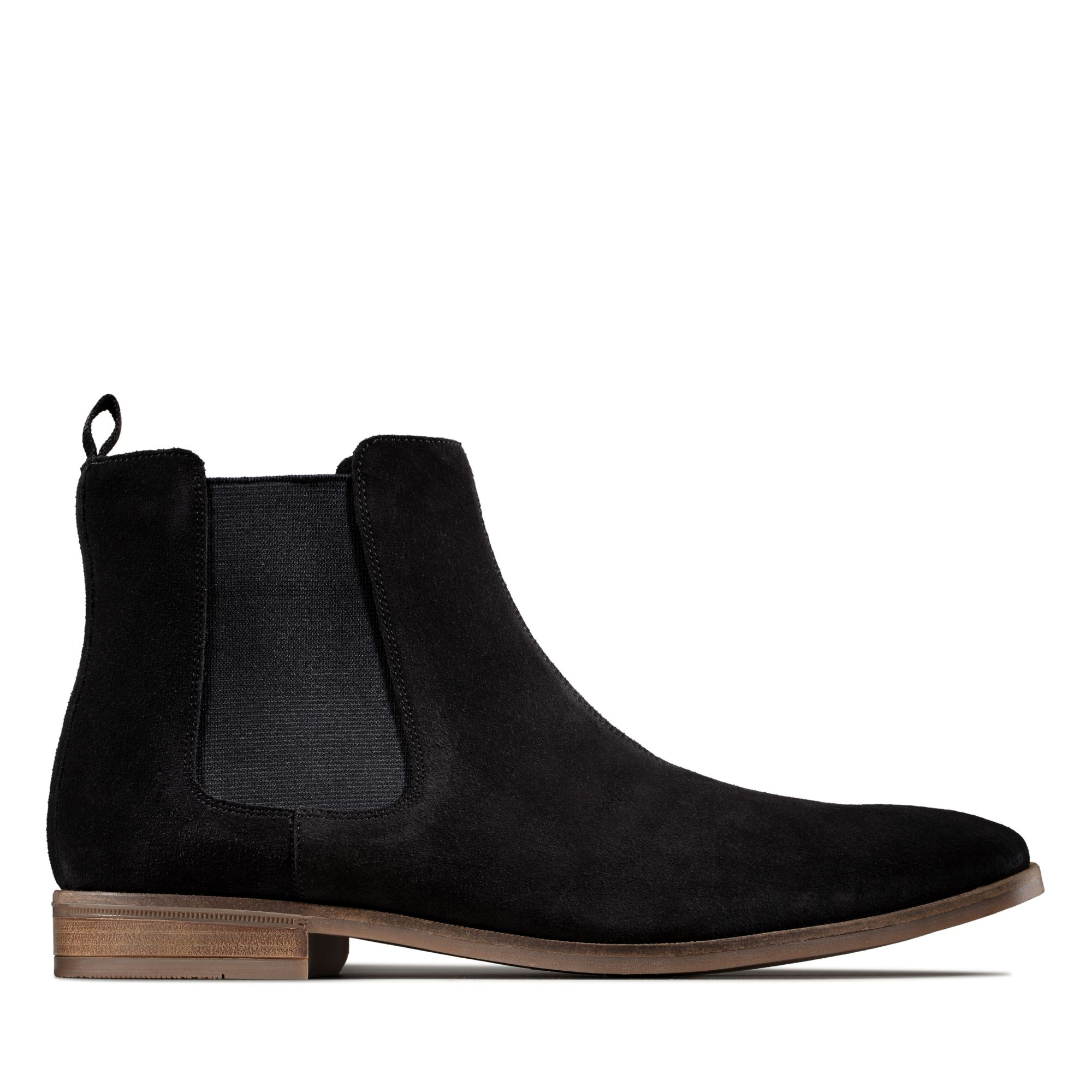 Clarks Stanford Top – Suede