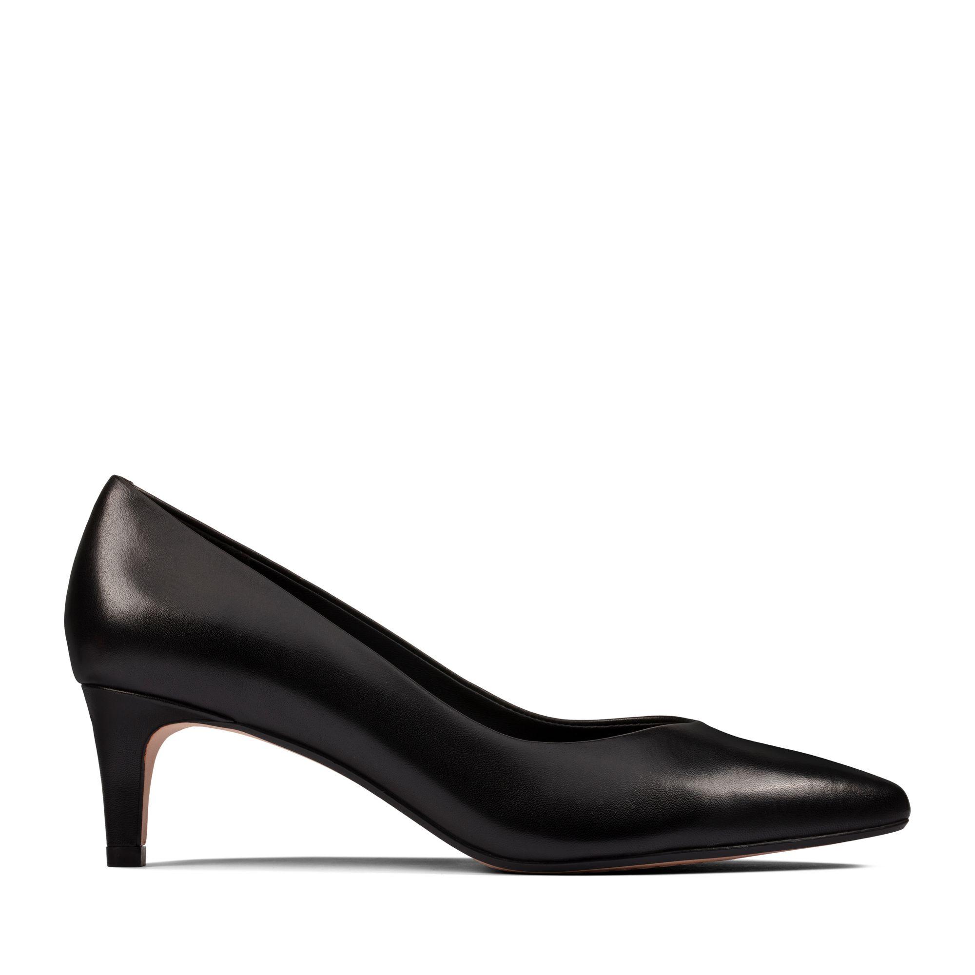 Clarks Laina 55 Court – Leather