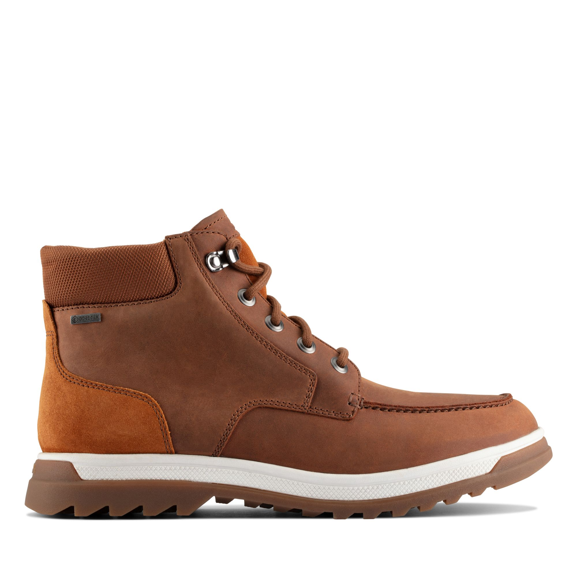 Clarks Ripway Hi GTX – Leather