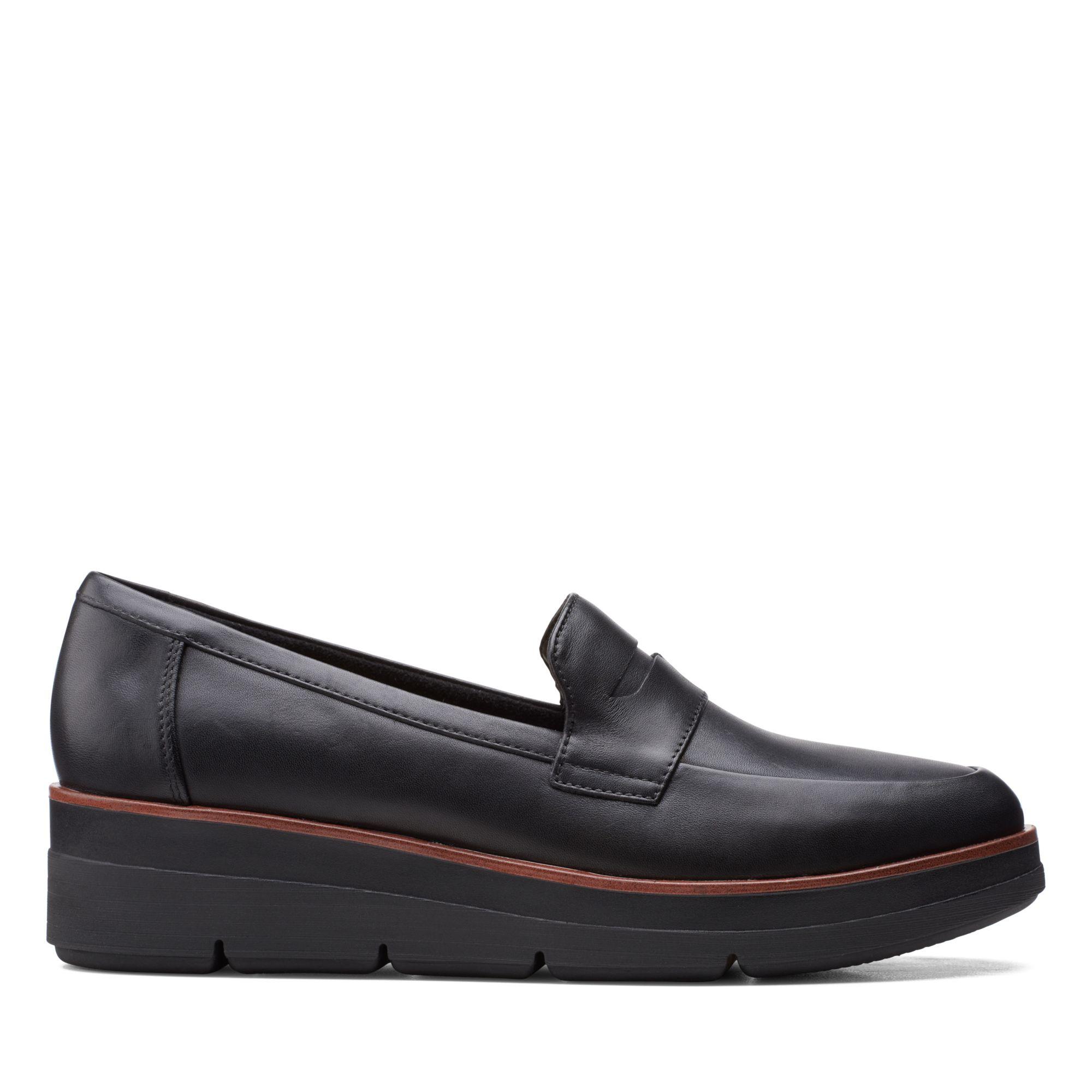 Clarks Shaylin Step – Leather