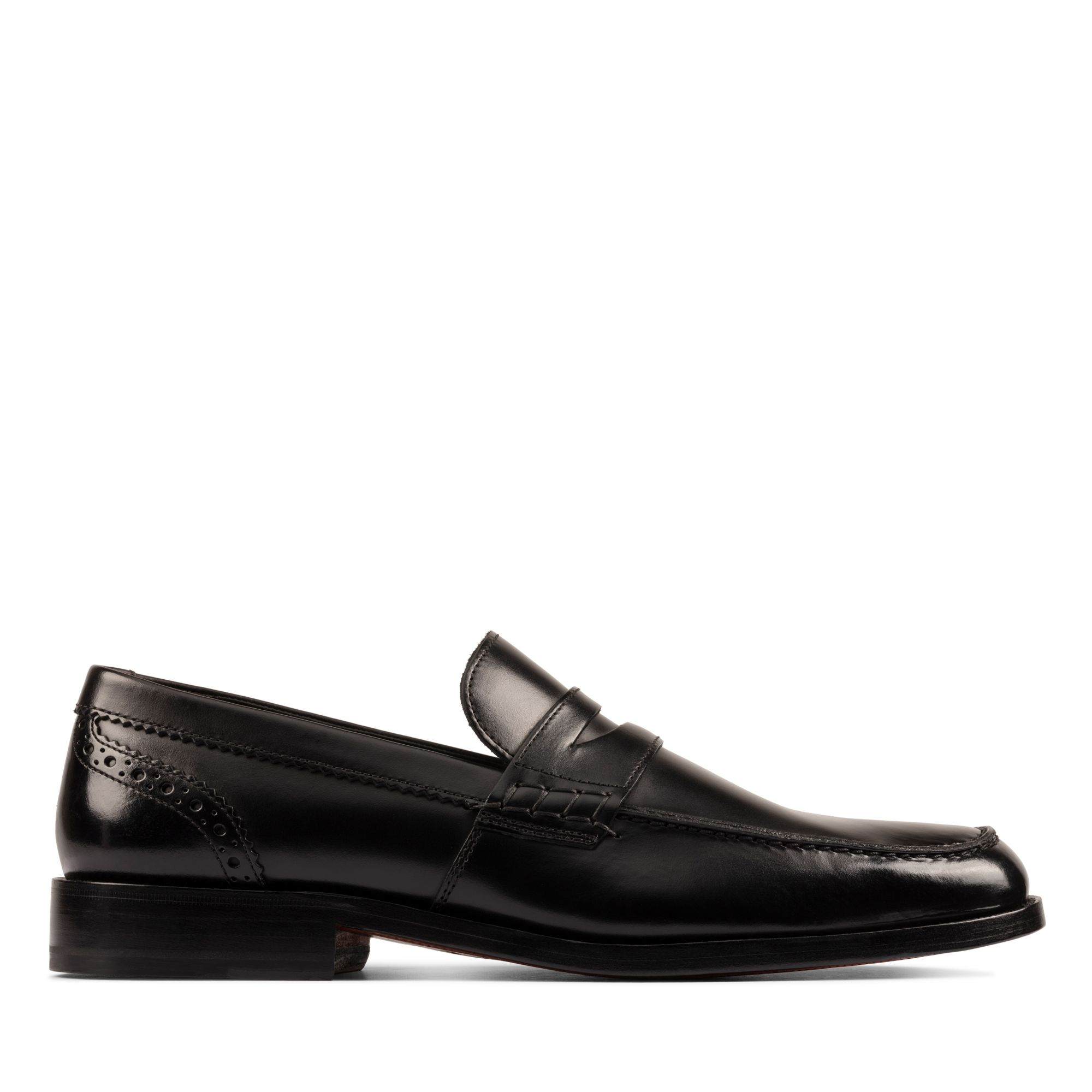 Clarks James Free – Leather
