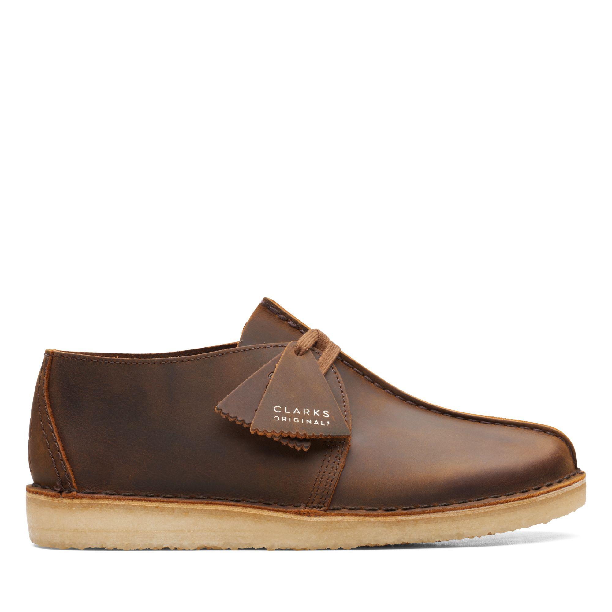 Clarks Desert Trek – Leather