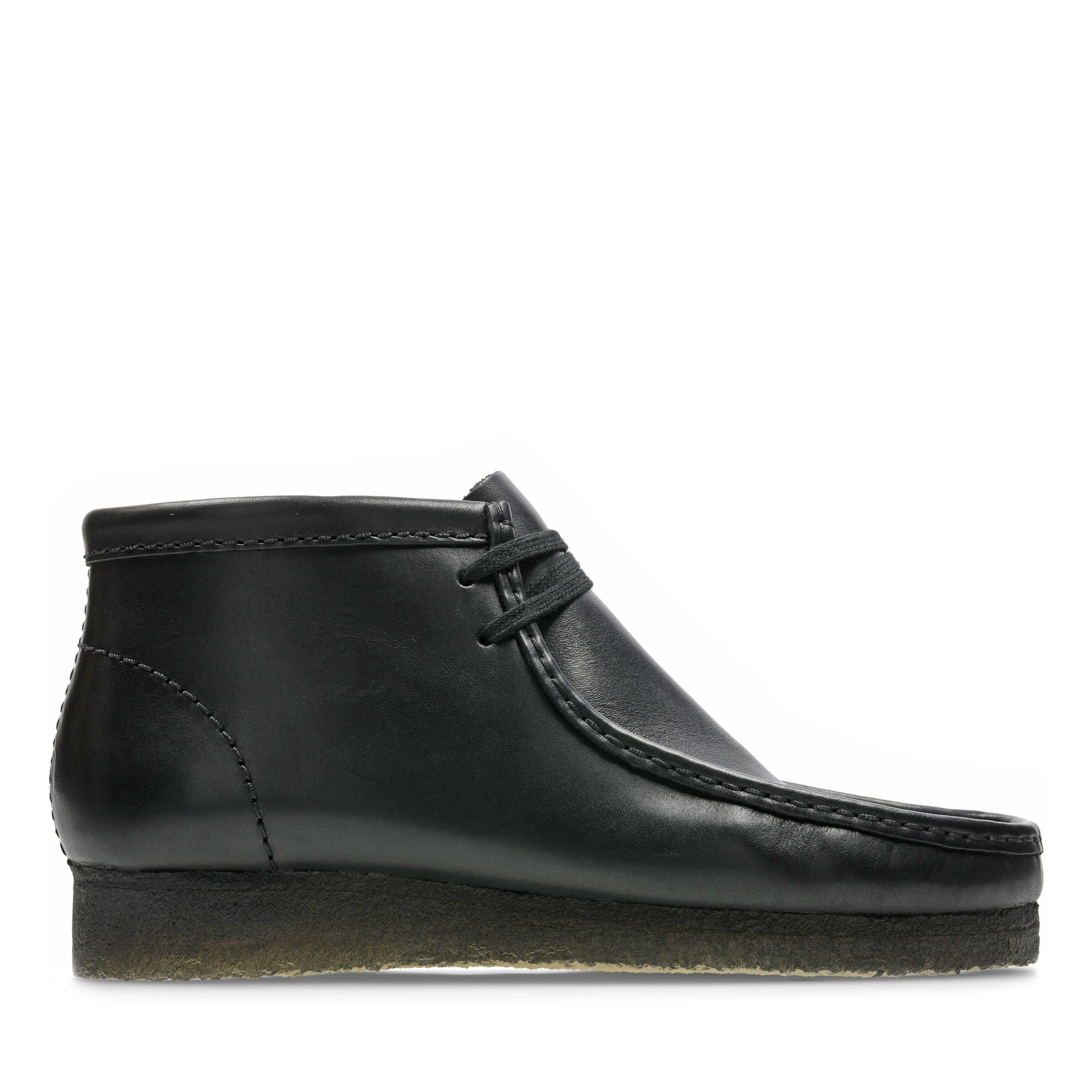 Clarks Wallabee Boot – Leather
