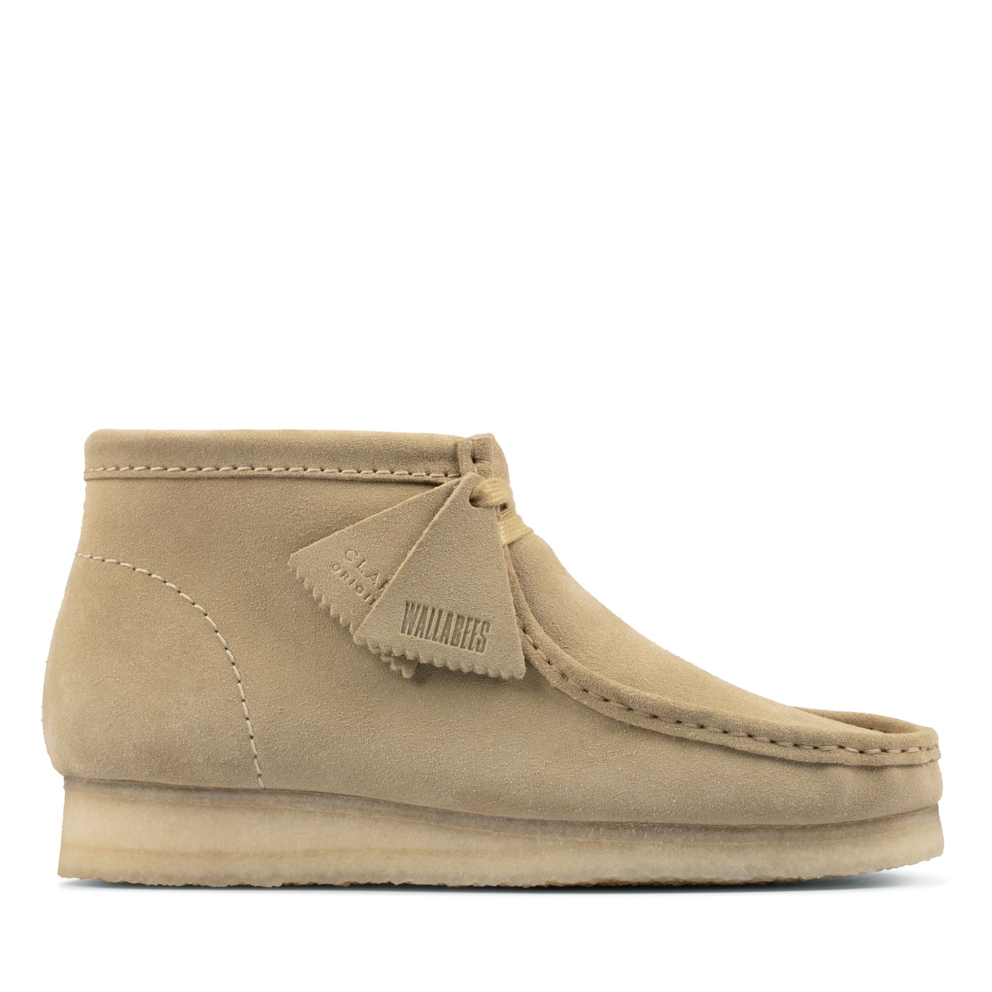Clarks Wallabee Boot – Suede