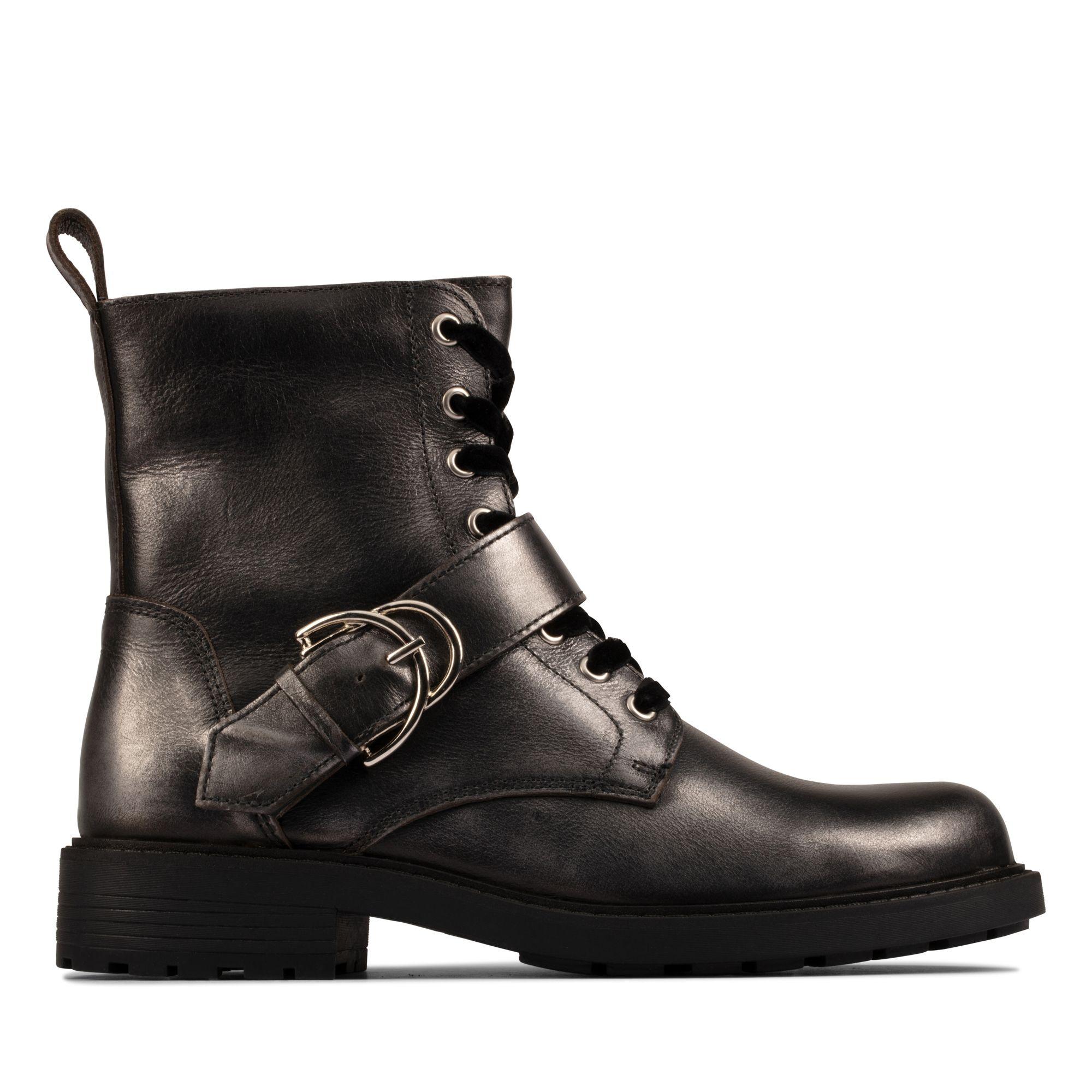 Clarks Orinoco 2 Buckle – Leather