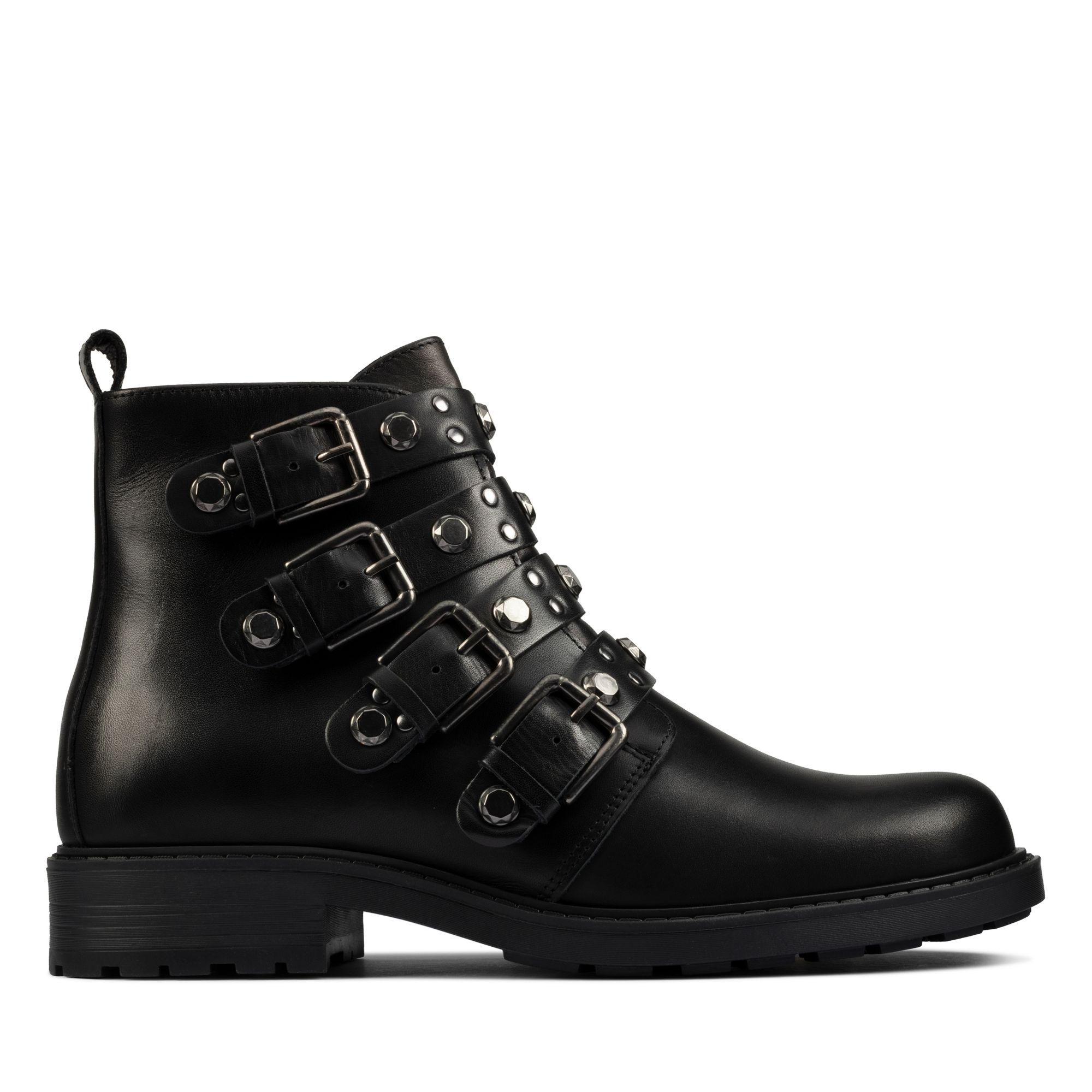 Clarks Orinoco  2 Strap – Leather