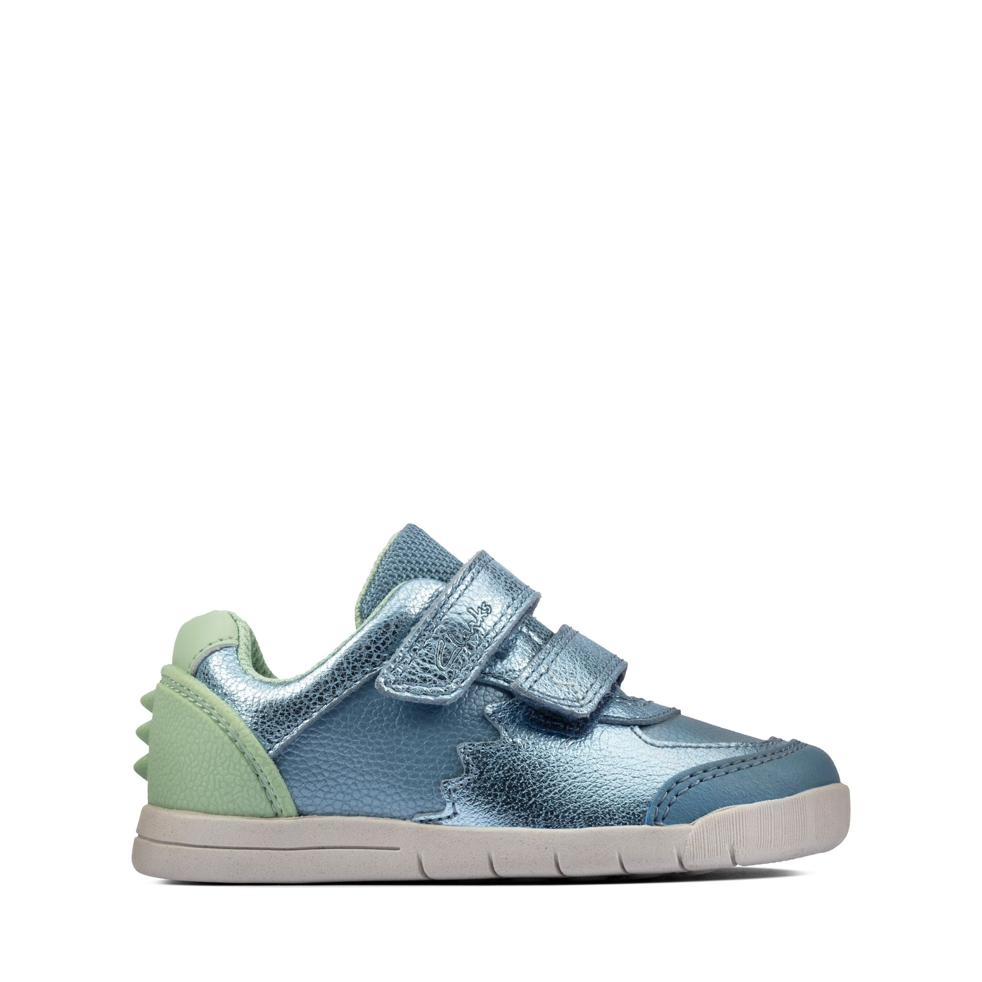 Clarks Rex Quest Toddler – Leather