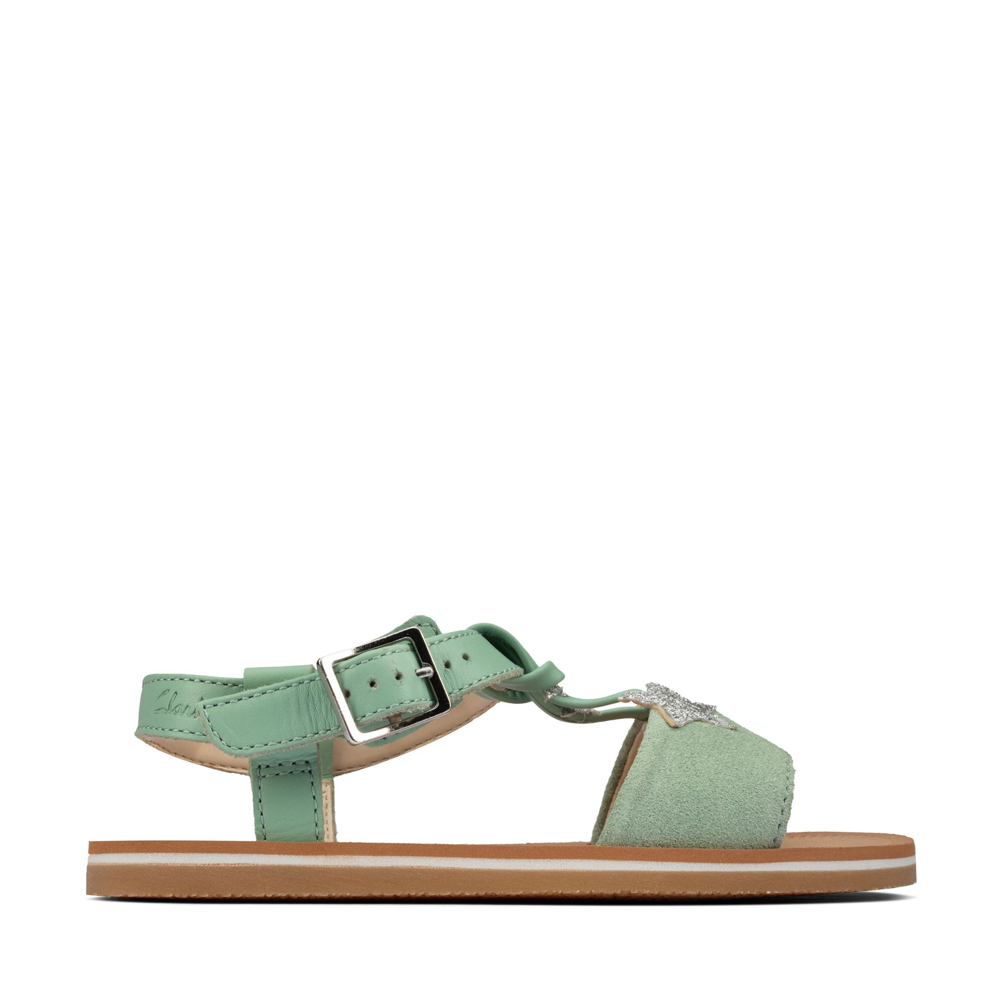 Clarks Finch Summer Youth – Suede