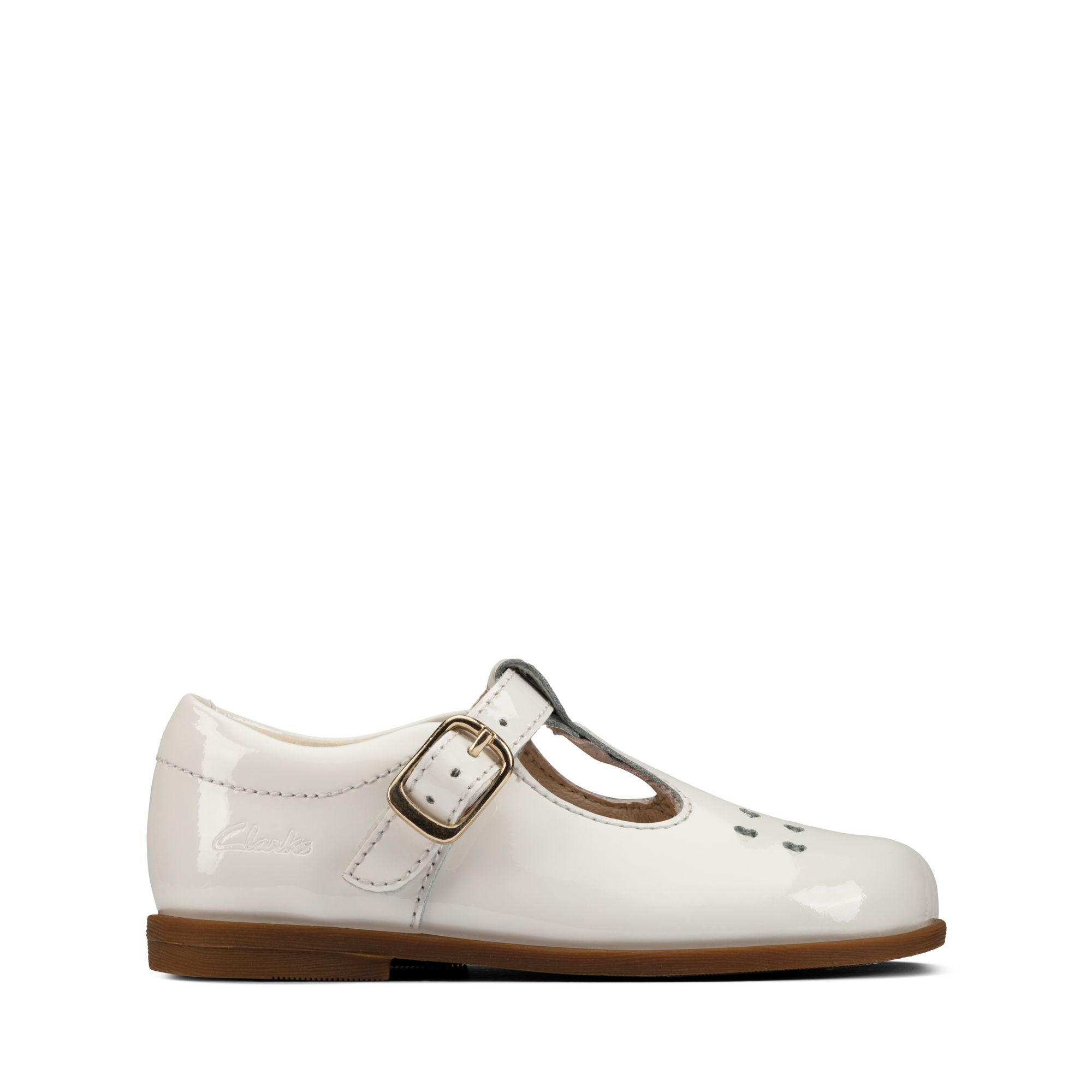 Clarks Drew Play Toddler – Leather