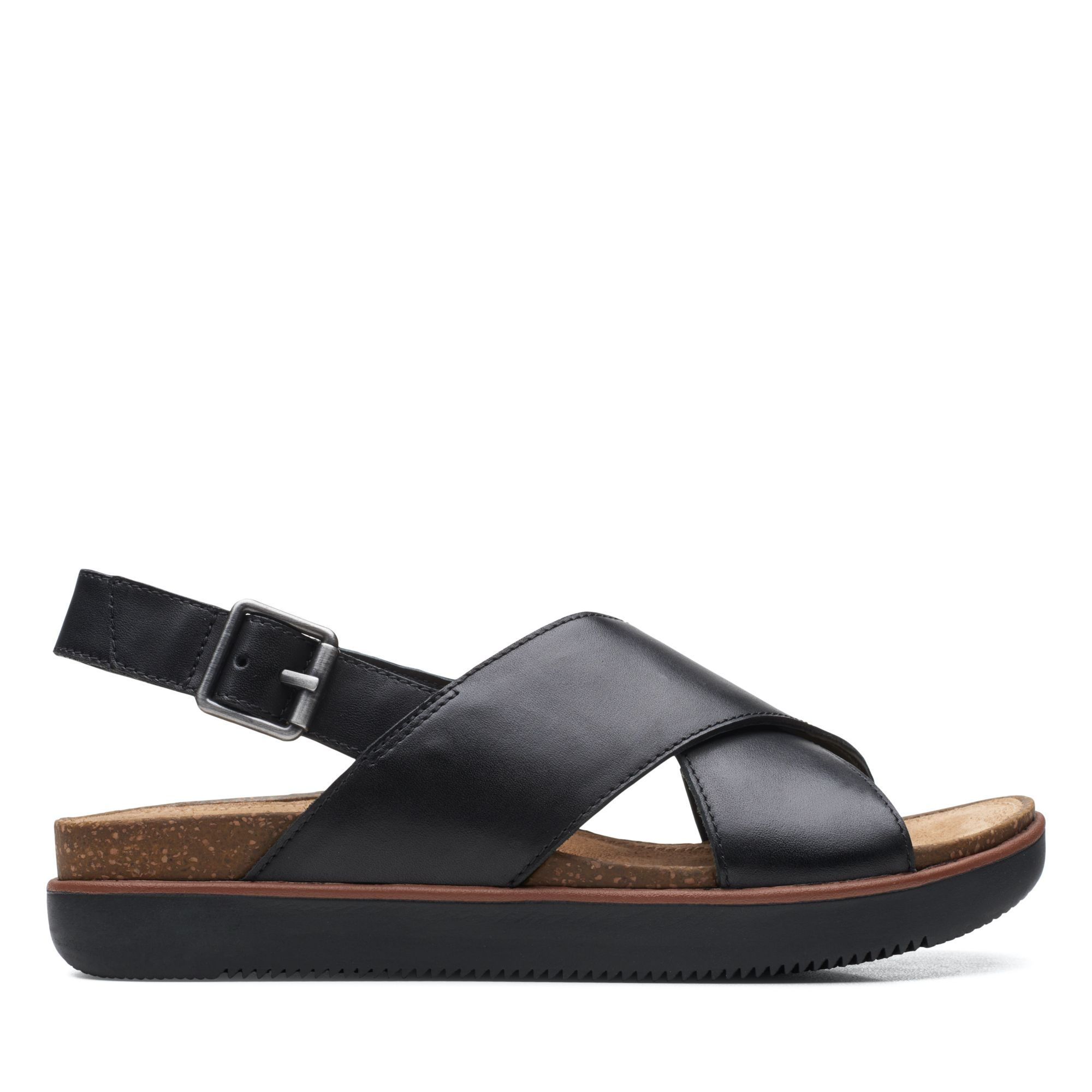 Clarks Elayne Cross – Leather