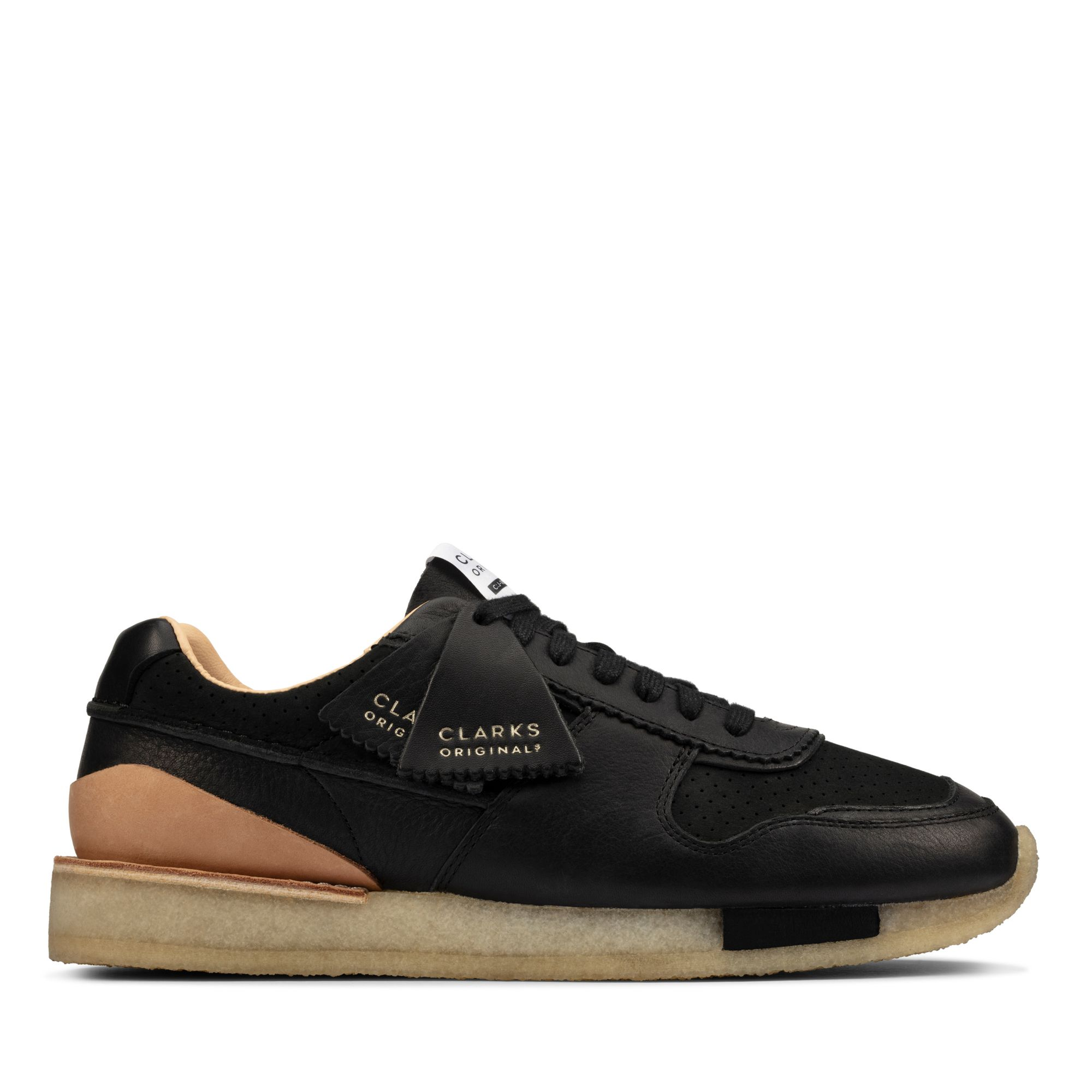 Clarks Tor Run – Leather