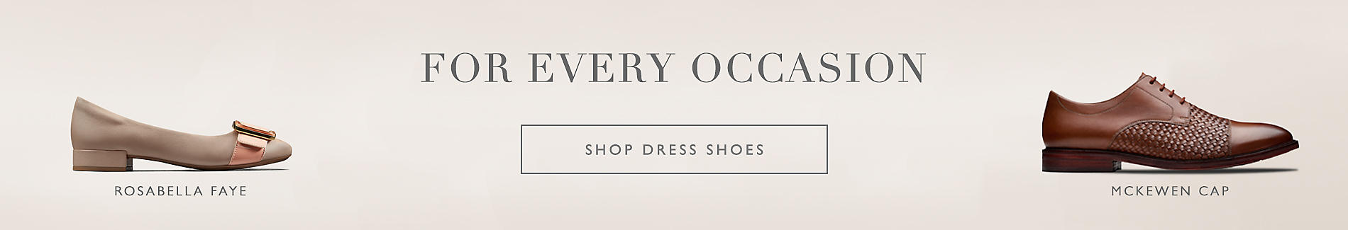 Shop Men's and Women's Dress Shoes