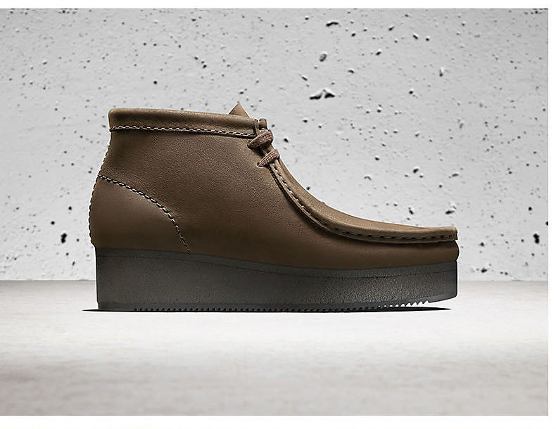 Wallabee Wedge