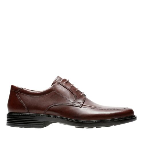 Espresso Brown Leather mens-wide-width