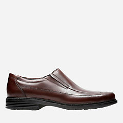 Capi Brown Leather mens-wide-width
