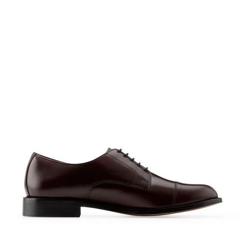 Andover Burgundy Leather mens-dress-shoes