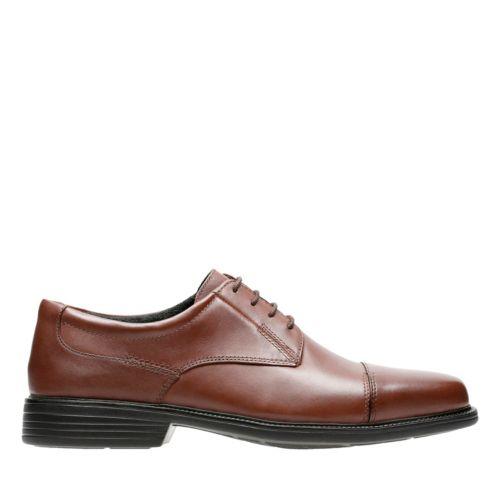 Bostonian Wenham Oxfords - Brown 7 M, Brown