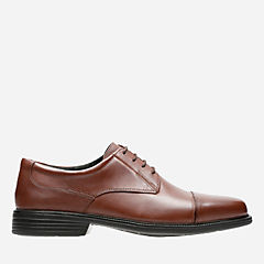 Wenham Brown Leather mens-wide-width