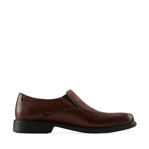 Mendon Brown Leather mens-wide-width