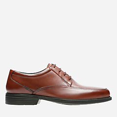 Ipswich Brown Leather mens-wide-width