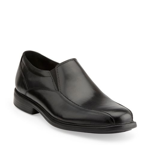 Bolton Black Leather mens-dress-shoes