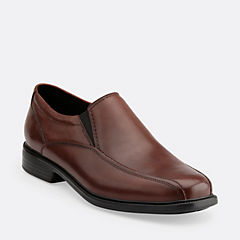 Bolton Brown Leather mens-wide-width