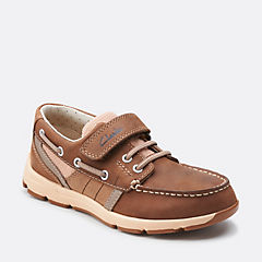 UN.BUOY TOD Brown Leather