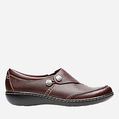 Ashland Lane Q Redwood Tumbled Leather womens-comfort-shoes