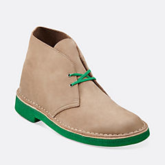 DESERT BOOT Tan Nubuck