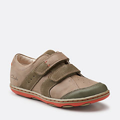 Dean Boy Toddler Khaki Leather kids-view-all-shoes