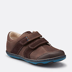 DEAN BOY T Brown Leather