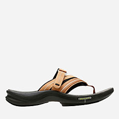 Wave.Coast Smokey Brown Nubuck womens-medium-width