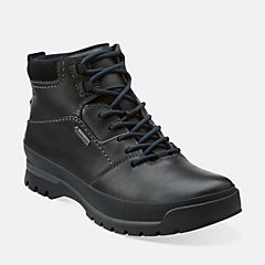 NARLYTRAIL GTX Black Leather