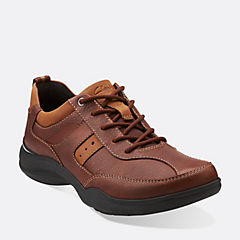 WAVE.COURSE Brown Leather