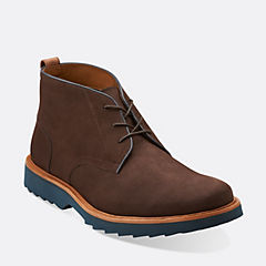 FULHAM HI Brown Leather