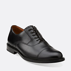 Dorset Boss Black Leather