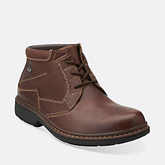 Rockie Hi GTX Brown Leather mens-view-all