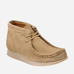 WALLABEE BT-JR Sand Suede