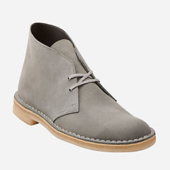 DESERT BOOT Blue/Grey