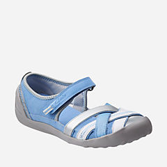 Vara Treat Toddler Blue girls-shoes