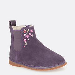 FloraLeafFst Purple Leather