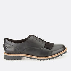 Griffin Mabel Black Leather womens-view-all
