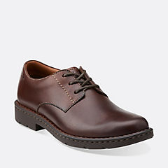 Stratton Way Brown Leather