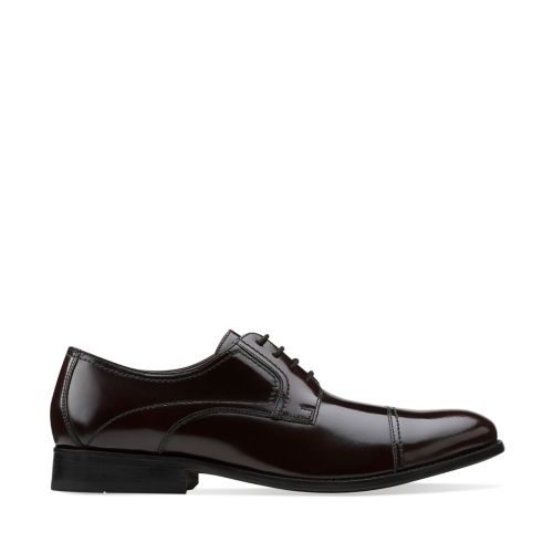 Calhoun Limit Burgundy Brush mens-bostonian-dress-shoes