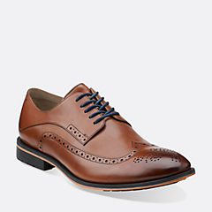 Gatley Limit Tan Leather