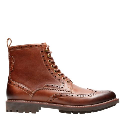 Montacute Lord Dark Tan Leather mens-view-all