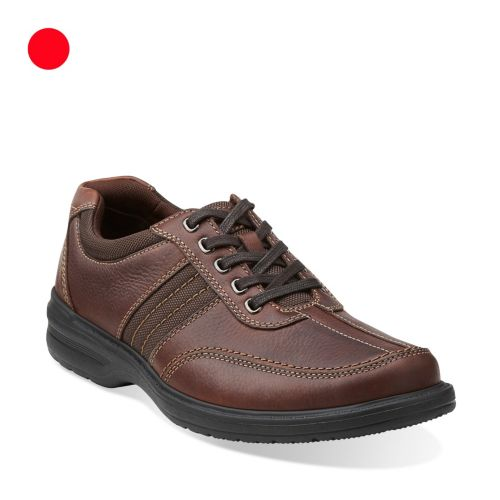 Sherwin Way Brown Tumbled Leather sale-mens-casual-shoes